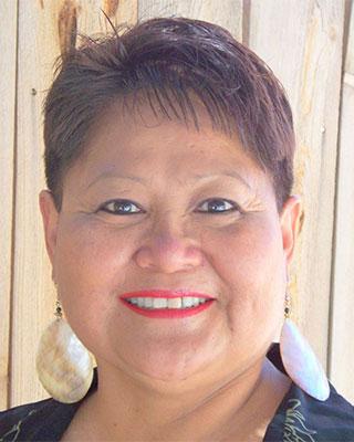 Joyce Hudson (Navajo)
